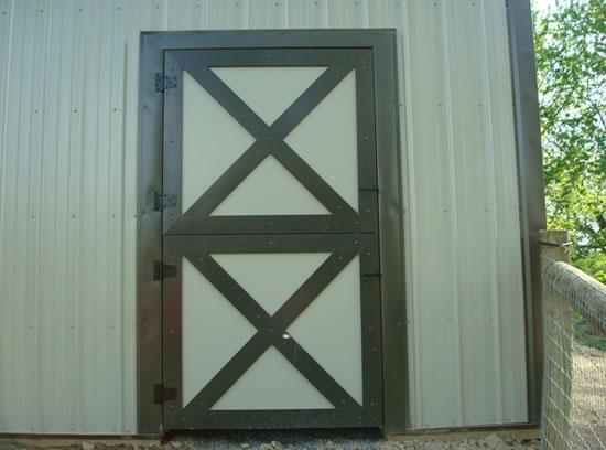 Barn Door Plans Diy Dutch Door Instructions